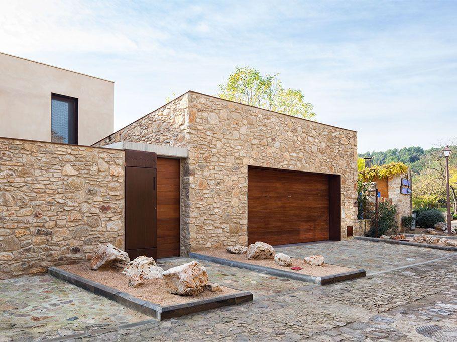 Casa unifamiliar Peratallada - Grabalosa arquitectura metàl·lica