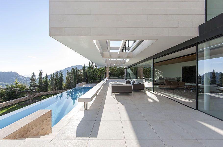 Casa unifamiliar Palma de Mallorca - Grabalosa arquitectura metàl·lica