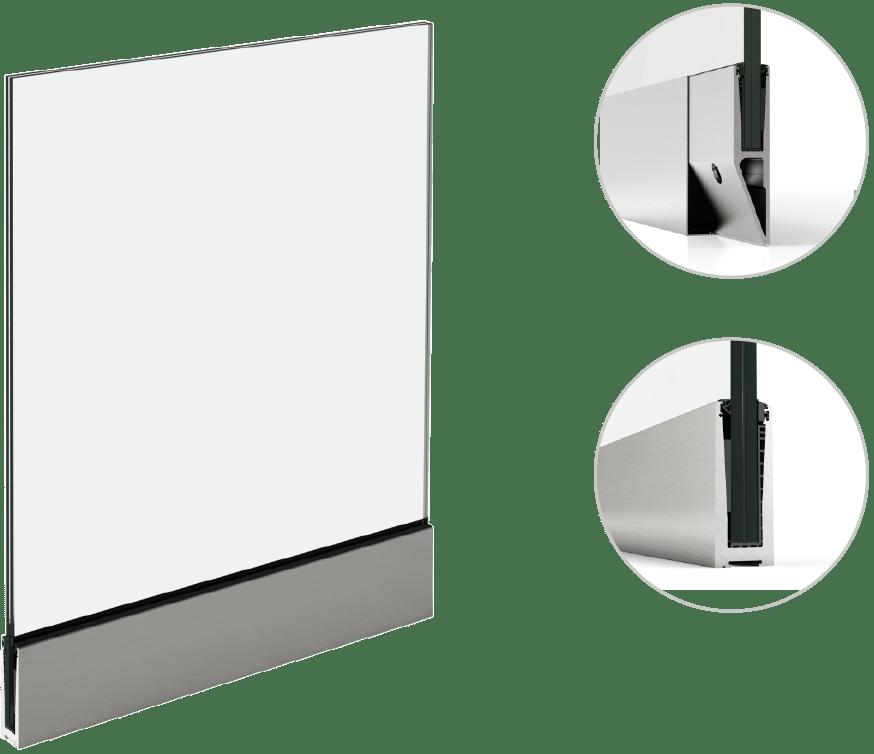 Baranes minimalistes - Metàl·liques Grabalosa