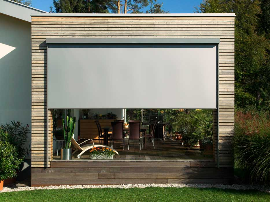 Screen Control solar tèxtil (ROMA)