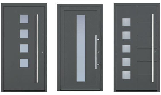Portes d'entrada - Portes Grabalosa