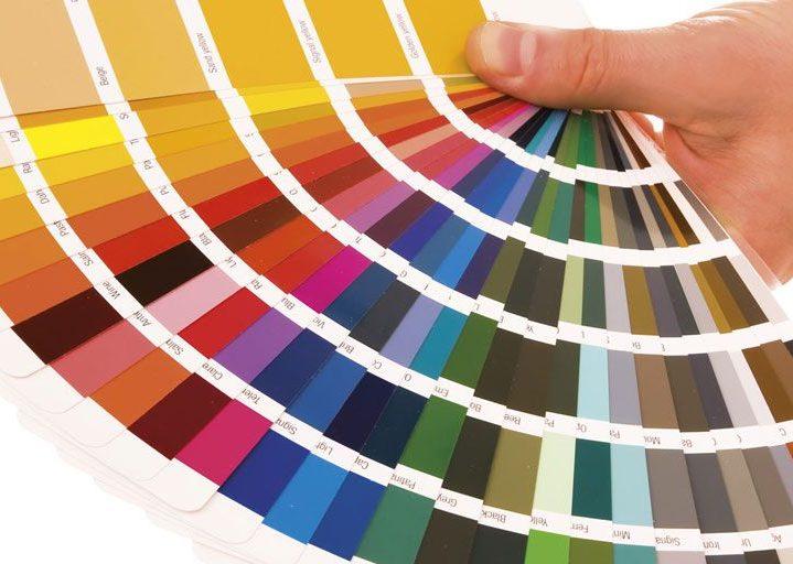 Gamma de colors RAL - Grabalosa