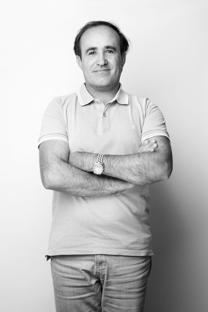Pedro Felizardo - TÈCNIC PRODUCCIÓ - GRABALOSA